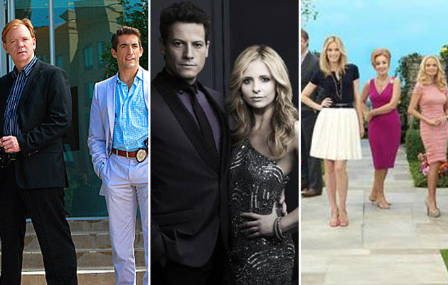 2012 Fall Cancellations -- Which of Your Favorite Shows Has Been Axed?