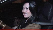 Demi Lovato -- 7-Figure Deal at 'X Factor'
