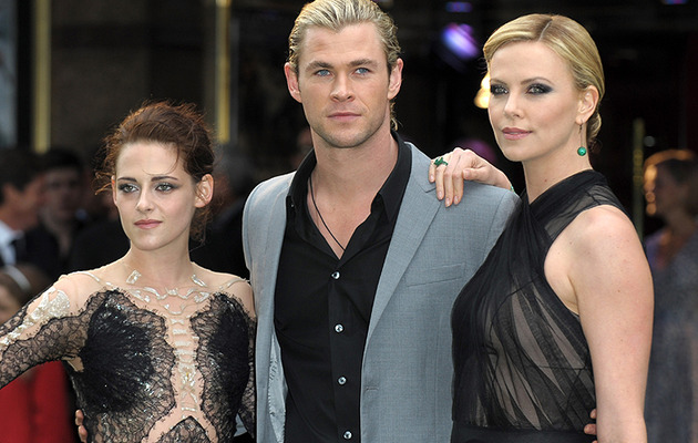 """Snow White and the Huntsman"" Premiere: Charlize, Kristen & More!"