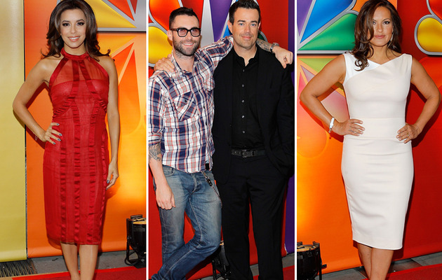 NBC Upfront: Returning (and New) Network Stars Hit the Red Carpet!