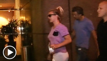 Britney Spears in NYC for 'X Factor' Announcement
