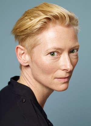 Stare at Tilda Swinton