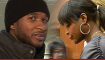 Usher's Ex-Wife -- Don't Leave Me Homeless!