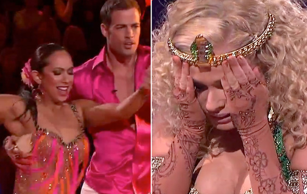 """Dancing with the Stars"" Recap: Breakdowns & Wardrobe Malfunctions!"