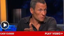 Lance Armstrong -- I'M DONE After 500+ Negative Tests for Doping!!
