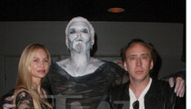 Nicolas Cage -- The Dysfunctional Family Photo