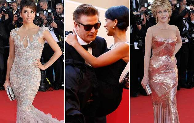 Cannes 2012: First Photos From the Red Hot Red Carpet!