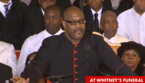 Marvin Winans -- Whitney Houston's Pastor Carjacked in Detroit