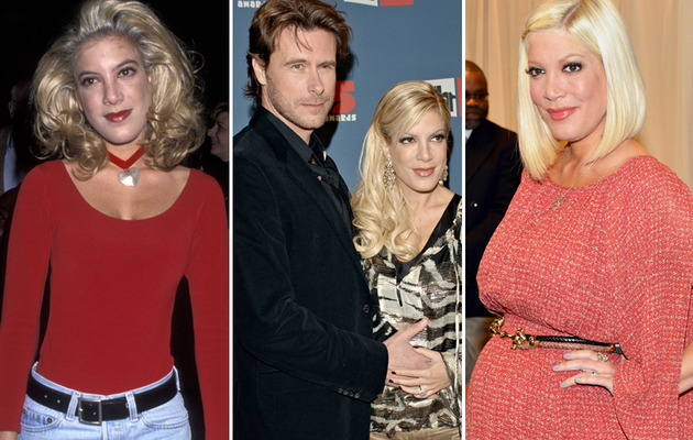 Tori Spelling Turns 39 -- See Her Most Outrageous Moments