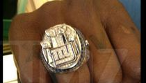 NY Giants -- We Got a Ring!!! [PHOTO]