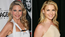 Christie Brinkley & Ali Larter -- Separated by a Quarter Century