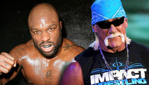 MMA fighter King Mo -- Petitions Hulk Hogan for Wrestling Advice