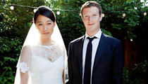Mark Zuckerberg Married -- Facebook Founder Weds