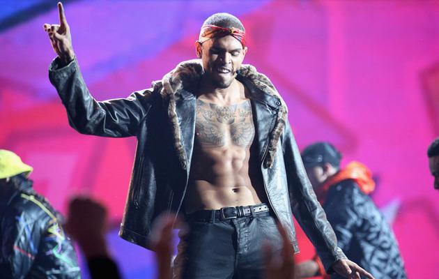 Pink & Carey Hart Slam Chris Brown's Billboard Performance