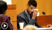 Usher Breaks Down in Court Over Bad Dad Allegations