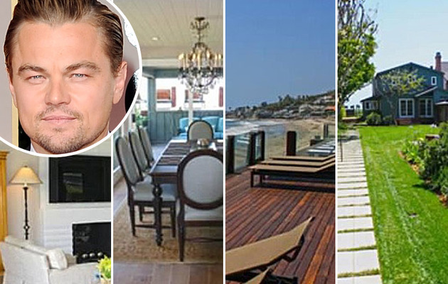 "Leonardo DiCaprio: ""Rent My Malibu Pad ... for $75K!"""