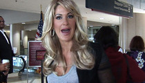 'Real Housewives of Atlanta' Star Kim Zolciak -- Garage Fire Emergency