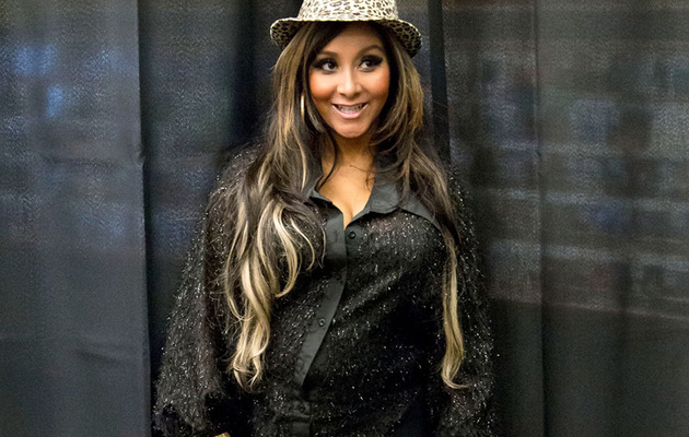 Snooki Reveals She's Having a Baby Boy!