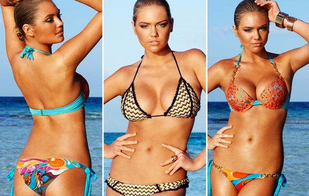 Kate Upton -- The NEW Bikini Photos!