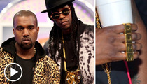 2 Chainz -- Brass Knuckles Argument Packs Major Punch