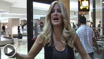 Kim Zolciak 911 Call -- Big Puppy Trouble During Fire Emergency