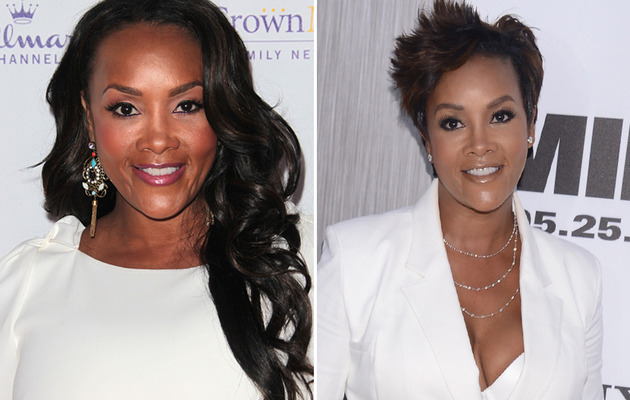 Vivica A. Fox Shows Off Short New 'Do!