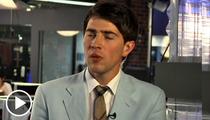 Kissy Ukrainian Reporter -- Screw Will Smith, I'm Saving My Lips For ...