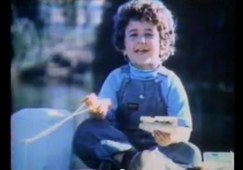 Andy Lambros is best known for playing the adorable little fisherman in the iconic 1975 Oscar Mayer Bologna commercial.