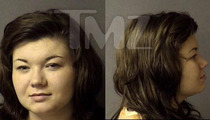 Amber Portwood -- The NEW Mug Shot