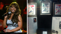 Donna Summer Lithographs -- Art Gallery JACKS UP Prices After Singer's Death