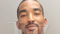 J.R. Smith -- NBA Star Arrested in South Beach