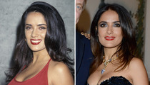 Salma Hayek: Good Genes or Good Docs?