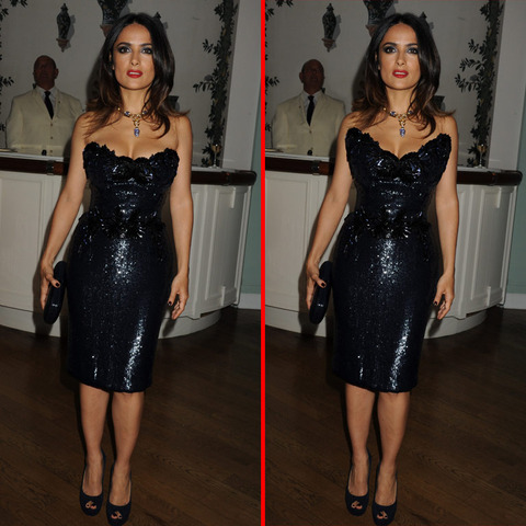 Can you spot the THREE differences in the Salma Hayek picture?