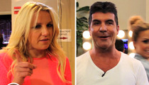 X Factor to TMZ -- 'Play Nice'