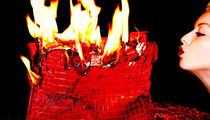Francesca Eastwood -- DEATH THREATS After Destroying Birkin Bag