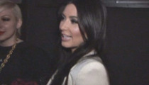 Kim Kardashian -- Luggage Thieves Jacked PRICELESS Sunglasses