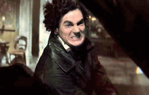 "Serious Action In New ""Abraham Lincoln: Vampire Hunter"" Trailer"