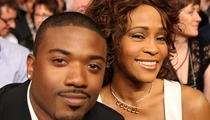 Ray J -- Sued for Ditching Clothes in Whitney Houston's Death Room