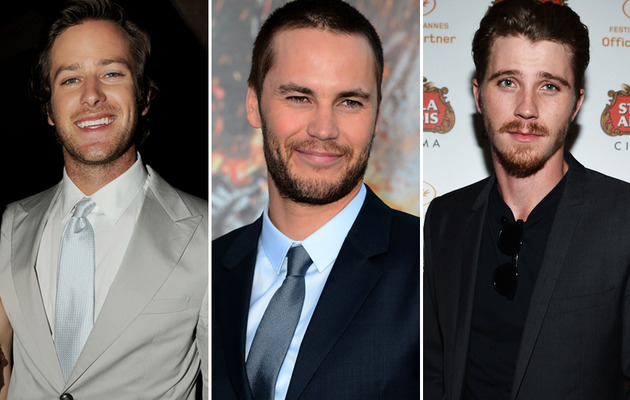 """The Hunger Games: Catching Fire"" -- Who Should Play Finnick?"