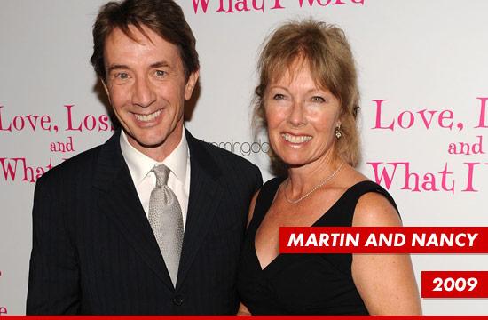 Martin Short Wife