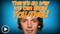 Lukas Haas -- Going Ape for YouTube Videos
