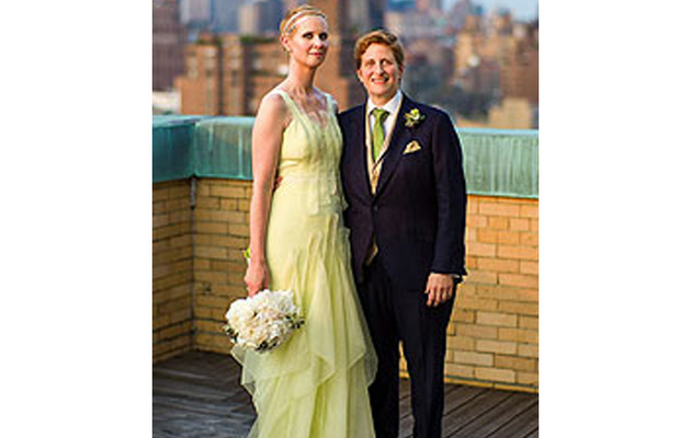 Cynthia Nixon Marries Longtime Girlfriend