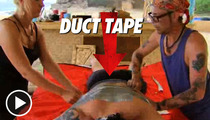 'Redneck Island' -- Duct Tape + Back Hair = Dumbest Idea EVER