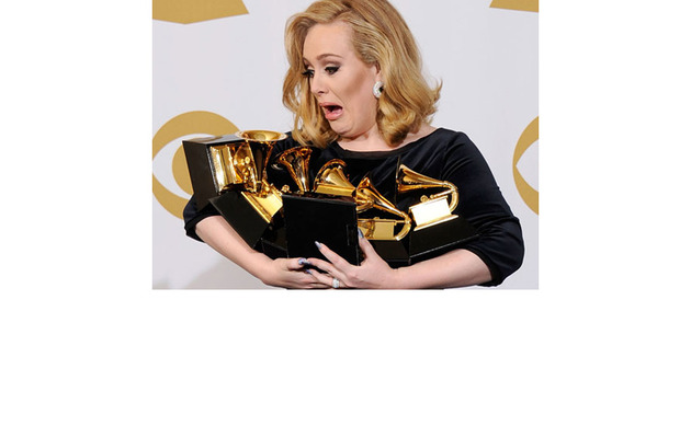 Grammy Awards Set a Date for 2013