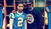 UCLA Athletes to Diddy -- Keep Your Millions, Your Son Justin Earned His Scholarship