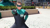 The Green Lantern is Back ... And He's Gay