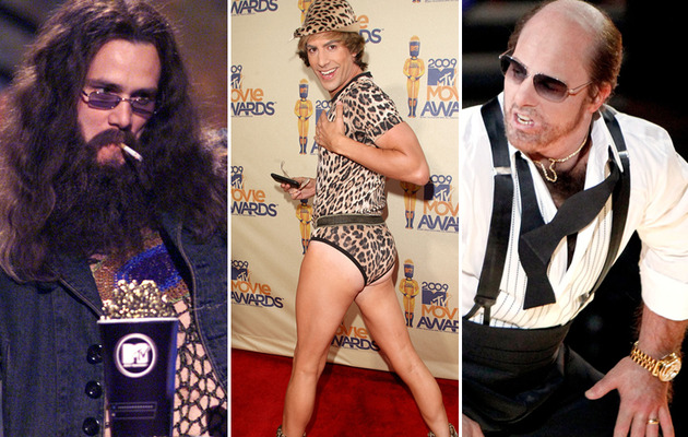 2012 MTV Movie Awards---Most Outrageous Moments!