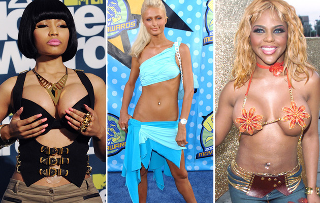 MTV Movie Awards: A History of Horrible Fashion!