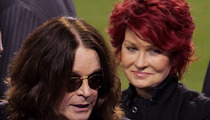 The Osbournes Take $700,000 Bite Out of Massive Tax Bill