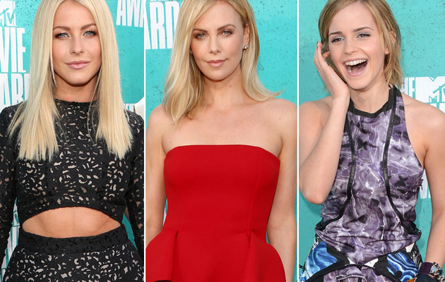 2012 Movie Awards: All The Red Carpet Arrivals!
